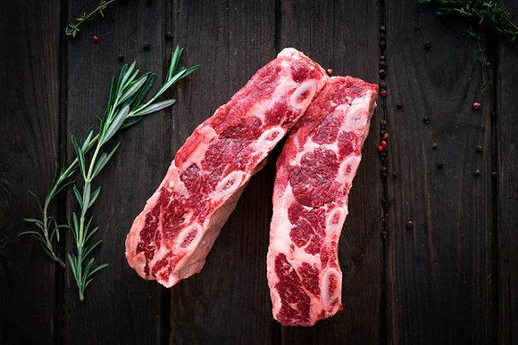Beef Short Ribs Approx 2.3kg (4 bones)