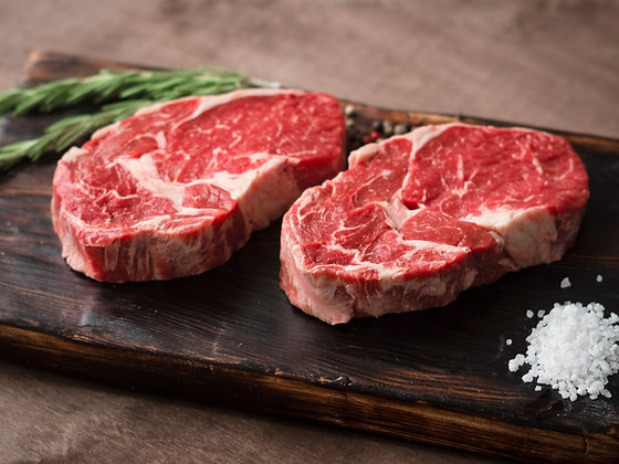 Ribeye Steak AAA Approx 350g
