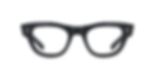 Waimea C 46 Black Glass_ML1007-46-BKGLSS