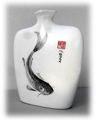 Carp Vase