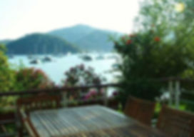 Seafront Rental Apartment with pool in Gocek