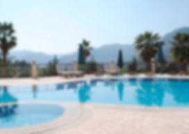 Holiday Rental with Pool in Gocek