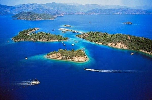 Göcek Adalarını Keşfedin