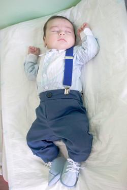 botez baiat camasa albstra pantaloni albastri