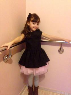 rochie fete innocence
