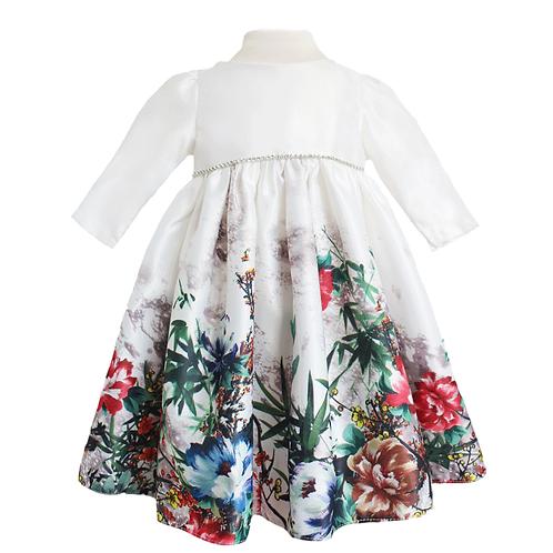rochita botez tafta flori