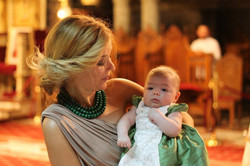 Botez special, botez fetita