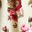 Thumbnail: BURGUNDY ROSES - ROCHIE CU FLORI FETE
