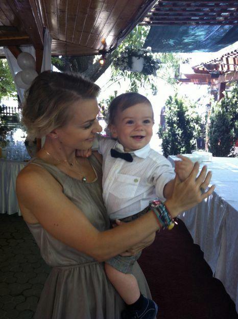 Jojo si fiul ei