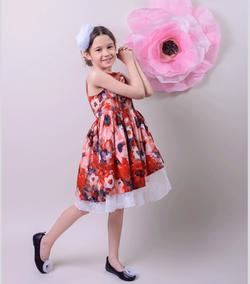 1029-rochie-fete-asymmetric-poppy-floral-
