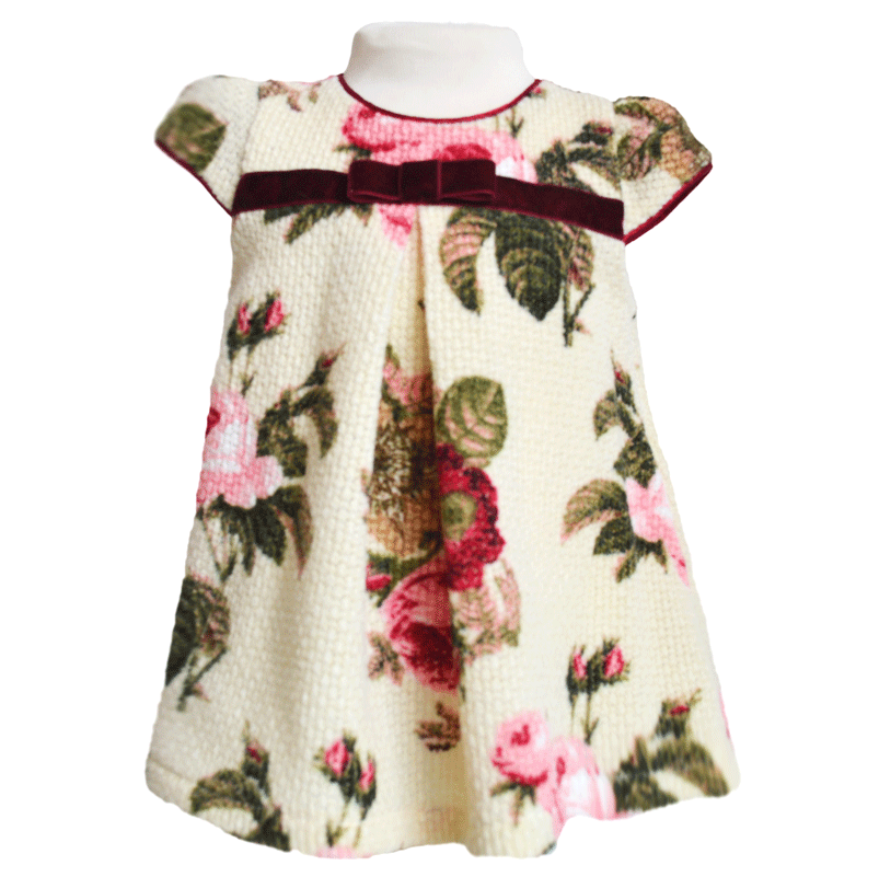 rochie fete flori, rochii fete