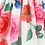 rochita botez cu flori