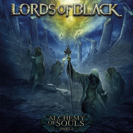 LORDS OF BLACK ANNOUNCE NEW ALBUM 'ALCHEMY OF SOULS PART 1'