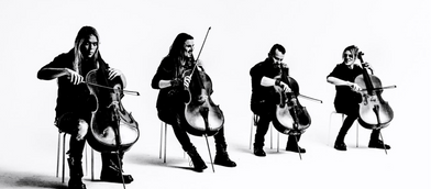 APOCALYPTICA announce further UK shows in celebration of 'Plays Metallica By Four Cellos'
