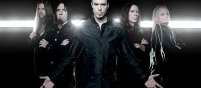 KAMELOT RELEASES BRAND NEW VIDEO FOR 'UNDER GREY SKIES' - FEATURINGCHARLOTTEWESSELS OF DEL