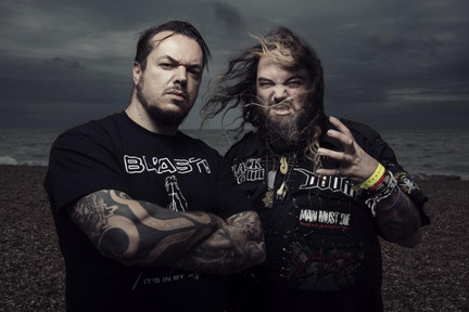 CAVALERA CONSPIRACY RELEASE STUDIO DIARIES FOR BRAND NEW ALBUM!