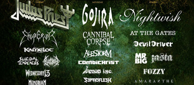 The RT Rock Show Bloodstock Festival Special Playlist - 6th August 2018