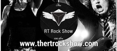 The RT Rock Show Playlist                     26th March 2018