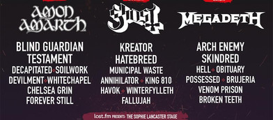 FINAL BANDS ANNOUNCED FOR BLOODSTOCK!