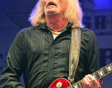 Scott Gorham #LEGEND