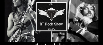 The RT Rock Show Playlist                        22nd January 2018