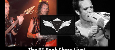 The RT Rock Show Playlist - October 23rd 2017