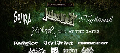 BLOODSTOCK welcomes AT THE GATES, EXHORDER and more for 2018!