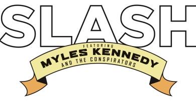 SLASH ft MYLES KENNEDY & THE CONSPIRATORS - 'DRIVING RAIN' // New single! New album!