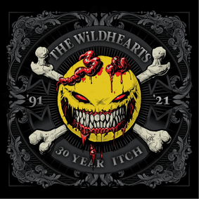 """The Wildhearts - Announce Double Live Album """"30 Years Itch"""" Out On 4th December"""
