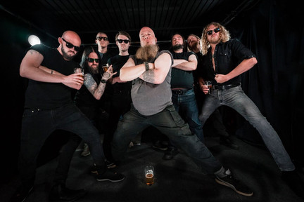 "TROLLFEST Sign With Napalm Records,Release New Re-Recorded Single & Video ""Der Jegermeister""!"