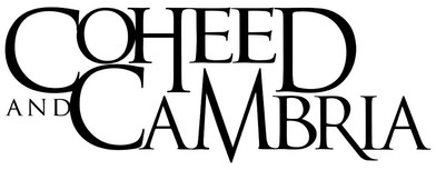 COHEED & CAMBRIA - 'THE GUTTER' // New single / New album / UK tour