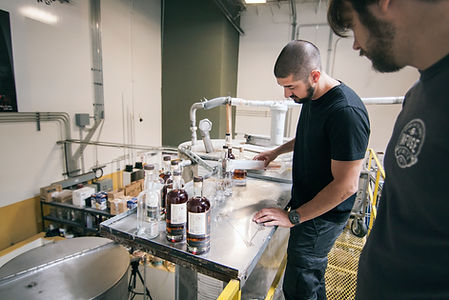 Infuse Spirits Bottling in Las Vegas