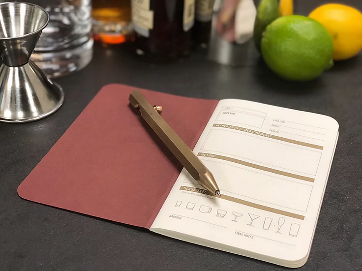 Cocktail Notebook