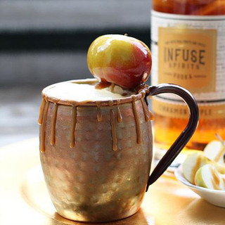 Candied Apple Moscow Mule