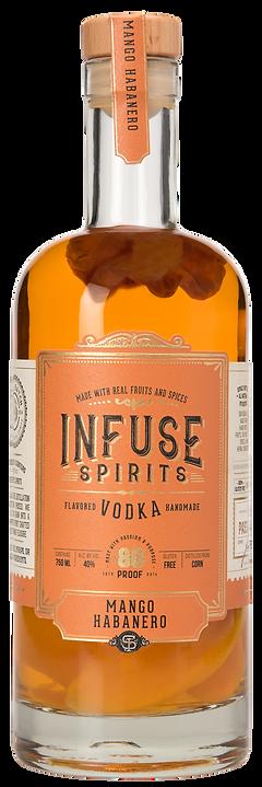 Infuse Spirits Chili Pepper Vodka