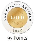 USASpiritsRatings-Gold Medal Award 2020