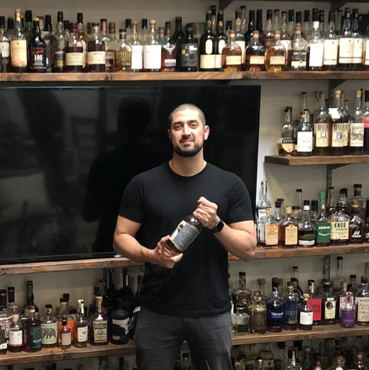 Seth's Whiskey Library