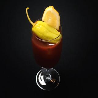 Hot, Hot, Hot, Bloody Mary