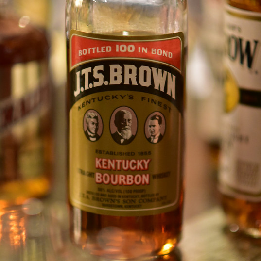 A little JTS Brown...