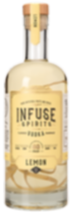 Infuse Spirits Lemon Vodka