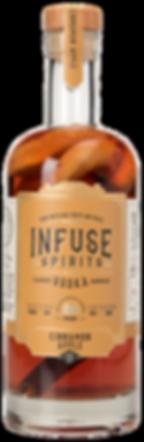 Infuse Spirits Cinnamon Apple Vodka