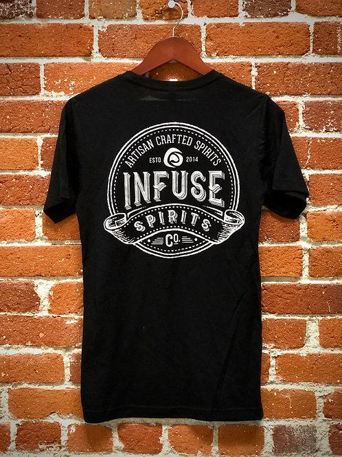Infuse Spirits Black T-Shirt