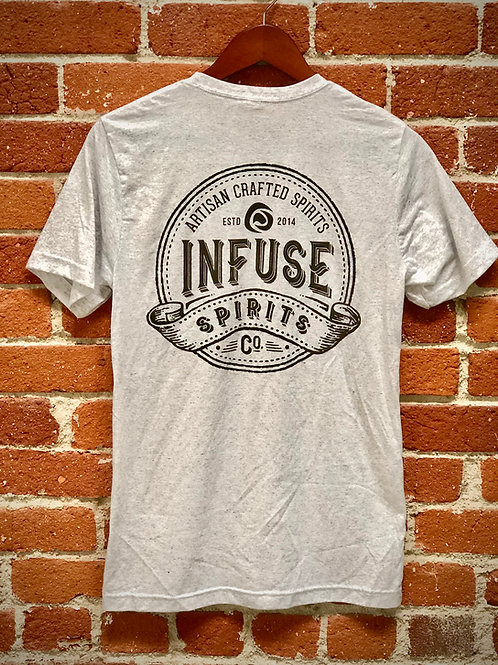 Infuse Spirits Gray T-Shirt