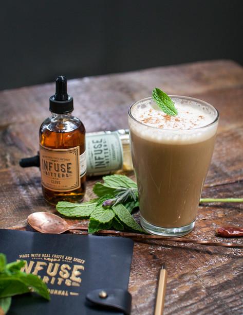 Tunisian Latte
