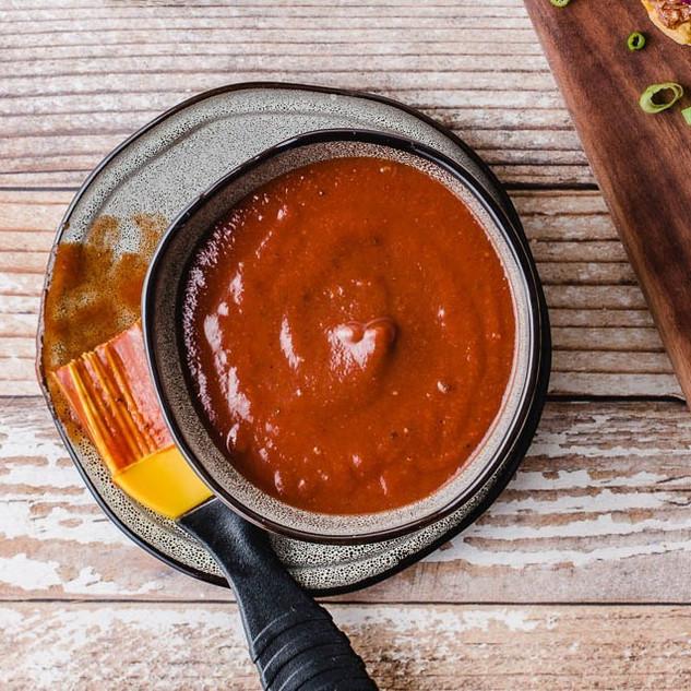 Clove & Ginger BBQ Sauce