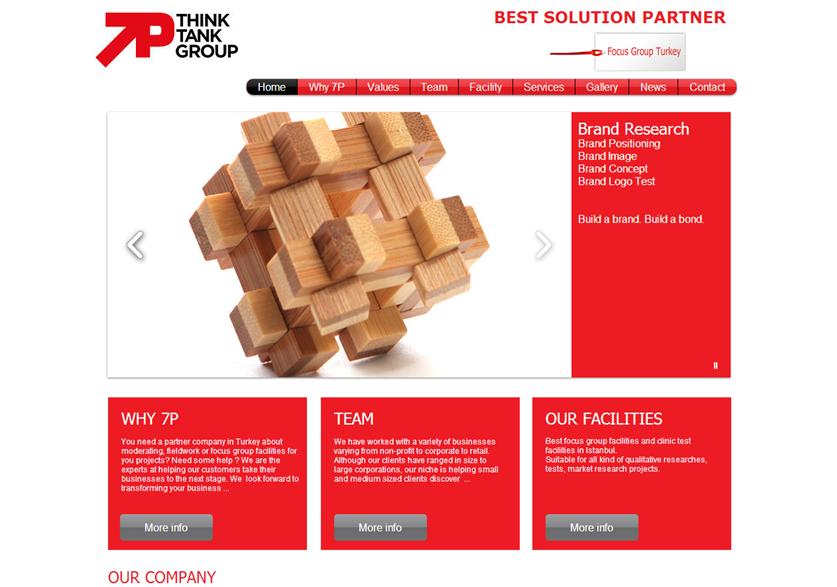 New Micro Site/ Focus Group Turkey