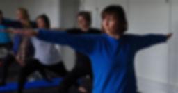 Yoga i Ry Elna Bruun