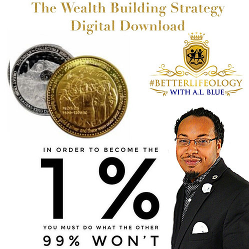 God's Wealth Building Strategy digital teaching