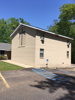 New Ministry Center location