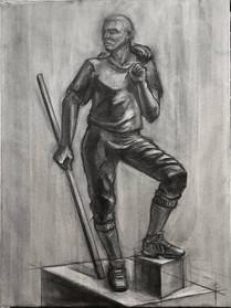 Чугунова Татьяна 3 Одетая фигура человек